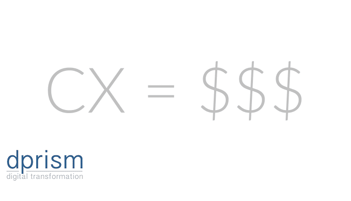 Why Customer Experience = $$$