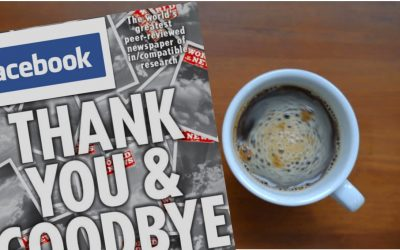 Facebook is out of the news business. Now publishers can focus on publishing.