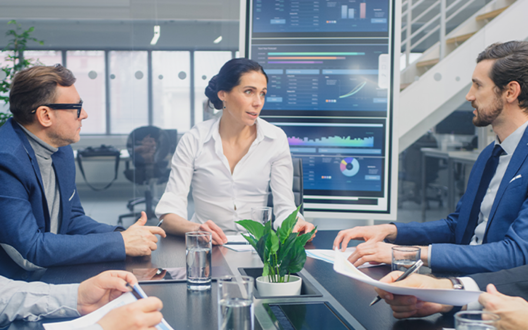 Five key data trends that should be on every CEO's radar