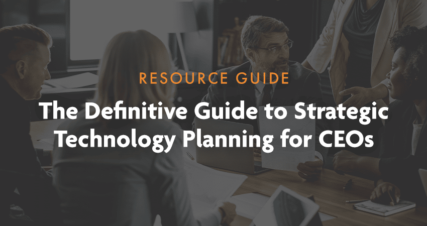 Technology planning guide